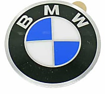 36-13-1-181-082 Emblem for Wheel Center Cap (45 mm Diameter) - Replaces OE Number 36-13-1-181-082