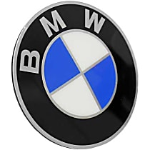 Emblem for Wheel Center Cap (70mm Diameter) - Replaces OE Number 36-13-2-225-190