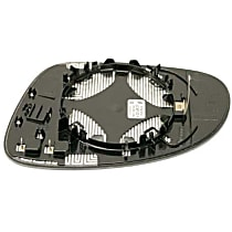 3C0-857-522 R Door Mirror Glass - Replaces OE Number 3C0-857-522 R
