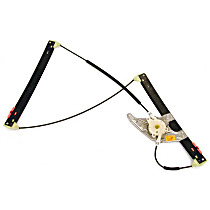 Window Regulator without Motor (Electric) - Replaces OE Number 4B0-837-461