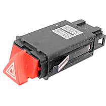 GenuineXL 4B0-941-509 K B98 Hazard Flasher Switch - Replaces OE Number 4B0-941-509 K B98