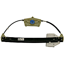 Window Regulator without Motor (Electric) - Replaces OE Number 4F0-839-461