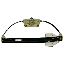 Window Regulator without Motor (Electric) - Replaces OE Number 4F0-839-461 B