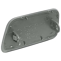 Cover Flap for Headlight Washer on Bumper Cover (Primered) - Replaces OE Number 51-11-7-111-742