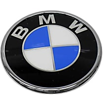 """Emblem BMW """"Roundel"""" for Trunk Lid - Replaces OE Number 51-13-7-019-946"""