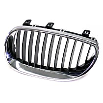 Grille (Black) - Replaces OE Number 51-13-7-027-061