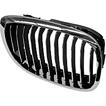 51-13-7-064-318 Grille (Chrome) Frame and Grille - Replaces OE Number 51-13-7-064-318
