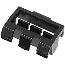 Clip for Roof Moulding (Black) - Replaces OE Number 51-13-7-077-127