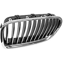 51-13-7-203-649 Grille (Chrome) - Replaces OE Number 51-13-7-203-649