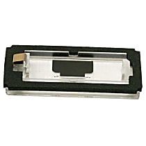 51-13-8-236-854 License Plate Light Lens - Replaces OE Number 51-13-8-236-854