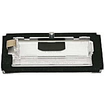 License Plate Light Lens - Replaces OE Number 51-13-8-244-336