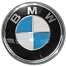 """Emblem BMW """"Roundel"""" for Trunk Lid - Replaces OE Number 51-14-1-872-327"""