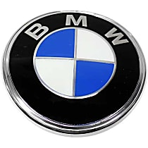 "51-14-1-872-328 Emblem BMW ""Roundel"" for Trunk Lid - Replaces OE Number 51-14-1-872-328"