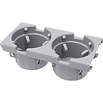 51-16-8-248-504 Cup Holder in Center Console (Gray) - Replaces OE Number 51-16-8-248-504