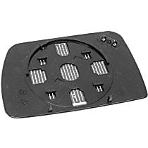 GenuineXL 51-16-8-408-810 Door Mirror Glass Heated - Replaces OE Number 51-16-8-408-810