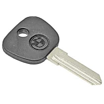 GenuineXL 51-21-1-900-892 Key Blank (Master) (Non-Illuminated) - Replaces OE Number 51-21-1-900-892