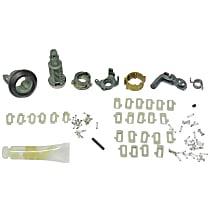 Door Lock Repair Kit - Replaces OE Number 51-21-9-061-343