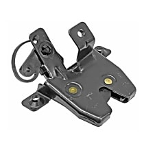 GenuineXL 51-24-1-960-861 Trunk Latch - Replaces OE Number 51-24-1-960-861