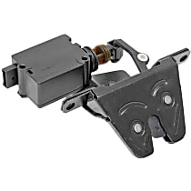 GenuineXL 51-24-8-236-897 Trunk Lock Assembly - Replaces OE Number 51-24-8-236-897