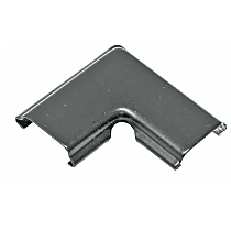 Windshield Moulding Joint (Black) - Replaces OE Number 51-31-1-940-279