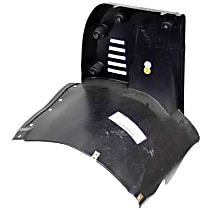 51-71-2-498-989 Undercar Shield without Brake Air Channel - Replaces OE Number 51-71-2-498-989