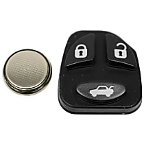 GenuineXL 52-65-335 Remote Transmitter for Alarm and Central Locking - Replaces OE Number 52-65-335