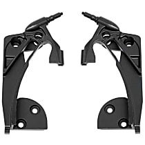 GenuineXL 54-34-7-174-762 Convertible Top Sunroof Gate Set - Replaces OE Number 54-34-7-174-762
