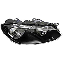 5K0-941-006 D Headlight Assembly (Halogen) - Replaces OE Number 5K0-941-006 D
