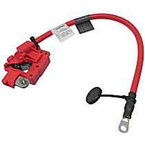 61-12-9-217-031 Battery Cable (Positive) Terminal to Battery Cable - Replaces OE Number 61-12-9-217-031