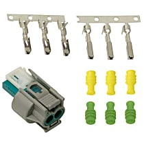 61-13-2-359-999 Electrical Connector (2-Pin) - Replaces OE Number 61-13-2-359-999