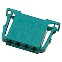 61-13-6-925-196 Connector for Final Stage Unit Wiring Harness - Replaces OE Number 61-13-6-925-196