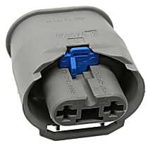 Electrical Connector 2-Pin (Gray) - Replaces OE Number 61-13-8-364-498