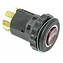 61-31-1-356-193 Hazard Flasher Switch (8 Prong Connector with Resistor) - Replaces OE Number 61-31-1-356-193