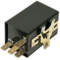 61-31-1-365-609 Hazard Flasher Relay (4-Prong) - Replaces OE Number 61-31-1-365-609