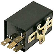 Hazard Flasher Relay (4-Prong) - Replaces OE Number 61-31-1-365-609