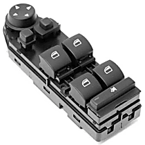 61-31-3-414-355 Switch Assembly Window Lifters and Mirror Adjustment - Replaces OE Number 61-31-3-414-355