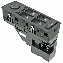 Window Switch Assembly with Mirror Adjustment - Replaces OE Number 61-31-6-962-506