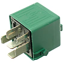 61-35-8-350-566 Multi Purpose Relay (6-Prong) (Pine Green) - Replaces OE Number 61-35-8-350-566