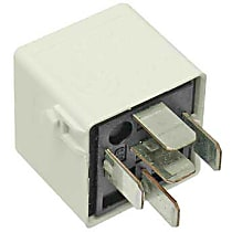 61-36-1-729-004 Relay Motronic (5-Prong) (White) - Replaces OE Number 61-36-1-729-004