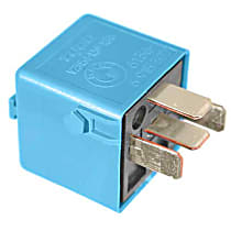 61-36-6-915-327 Multi Purpose Relay (4-Prong) (Sky Blue) - Replaces OE Number 61-36-6-915-327