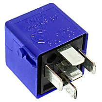 Multi Purpose Relay (5-Prong) (Navy Blue) - Replaces OE Number 61-36-8-364-582