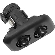 GenuineXL 61-67-8-360-662 Headlight Washer Nozzle - Replaces OE Number 61-67-8-360-662