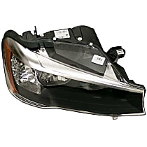 63-11-7-334-074 Headlight Assembly (Halogen) - Replaces OE Number 63-11-7-334-074