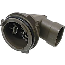 Bulb Socket for H7 Low Beam Headlight Bulb - Replaces OE Number 63-12-6-904-051