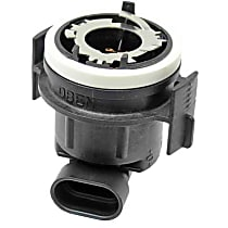 GenuineXL 63-12-8-380-207 Bulb Socket for Headlight High Beam - Replaces OE Number 63-12-8-380-207