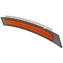 63-14-7-185-743 Reflector Bumper Cover (Yellow) - Replaces OE Number 63-14-7-185-743
