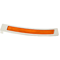 63-14-7-191-112 Reflector Bumper Cover (Yellow) - Replaces OE Number 63-14-7-191-112