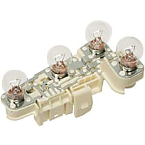63-21-6-937-474 Bulb Carrier for Fender Taillight - Replaces OE Number 63-21-6-937-474