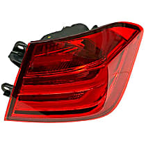 GenuineXL 63-21-7-313-040 Taillight for Fender - Replaces OE Number 63-21-7-313-040