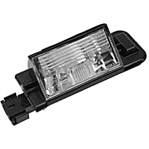 GenuineXL 63-26-1-387-047 License Plate Light - Replaces OE Number 63-26-1-387-047